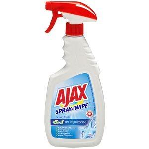 AJAX SPRAY & WIPE 500ml  (price excludes gst)