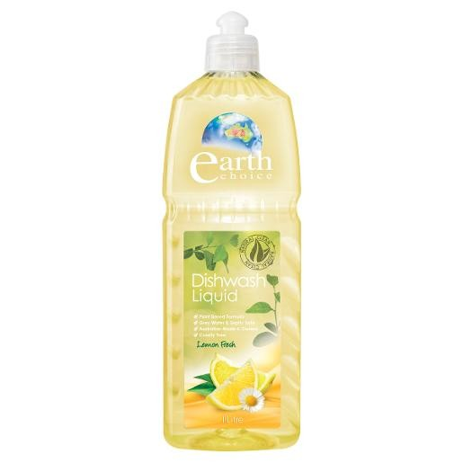EARTHCARE DISHWASHING LIQUID CONCENTRATE 1L (price excludes gst)