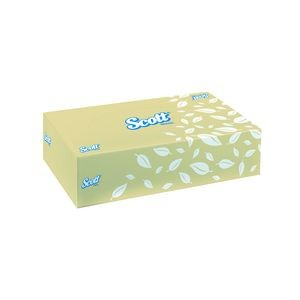 SCOTT FACIAL TISSUES 4725 CARTON 48  (price excludes gst)
