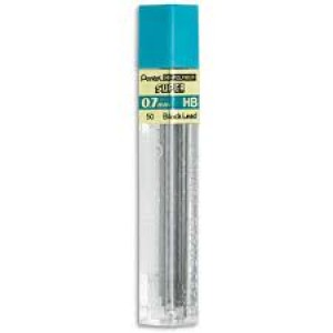 PENCIL LEAD REFILL TUBE 0.7mm 2B   (price excludes gst)