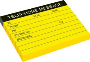 BEAUTONE STICK ON MESSAGE PAD #11442 (pkt 4) (price excludes gst)