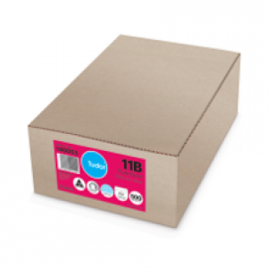 ENVELOPES 90mm x 145mm PLAIN Secretive Presseal (Box 500) 140003 (price excludes gst)