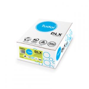 ENVELOPES DLX 120mm x 235mm Window Faced Secretive Presseal Box 500) 140047  (price excludes gst)