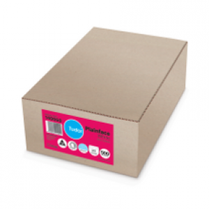 ENVELOPES 100mm x 230mm PLAIN WHITE Secretive Presseal (Box 500) 140060 (price excludes gst)
