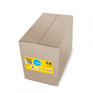 ENVELOPES GOLD C4 324 x 229 Peel-n-Seal (Box 250) 140247 (price excludes gst)