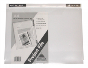 PROJECT FILE A4 CLEAR #152 (price excludes gst)