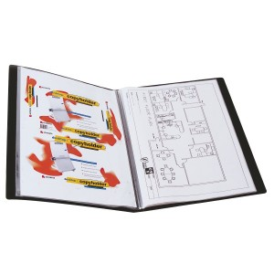 DISPLAY BOOK A3 20 POCKET (price excludes gst)