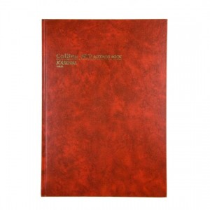ACCOUNT BOOK HARD COVER A4 (3880) JOURNAL 10856