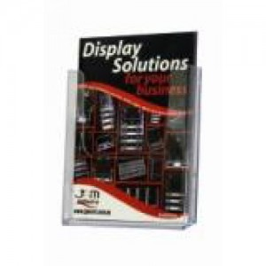 BROCHURE HOLDER A5 WALLMOUNT #39611  (price excludes gst)