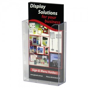 BROCHURE HOLDER DL WALLMOUNT #39612  (price excludes gst)