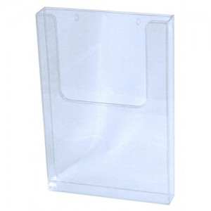 BROCHURE HOLDER A3 WALLMOUNT #39613  (price excludes gst)