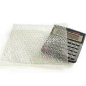 PADDED BUBBLE BAGS CLEAR 215mm x 300mm BBEC-4