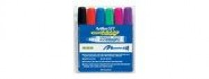 ARTLINE 577 WHITEBOARD MARKER BULLET NIB 2mm (WLT 4) ASSORTED (price excludes gst)