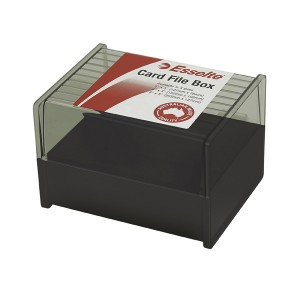 SYSTEM CARD BOX 125mm x 75mm (price excludes GST)