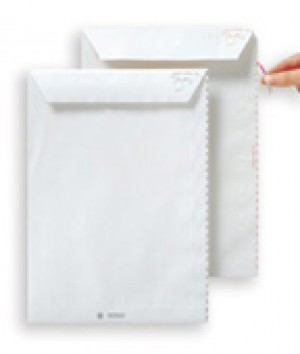 ENVELOPES Cumberland C4 324 x 229 WHITE Secretive Strip-Seal (Box 250) 612333 (price excludes gst)