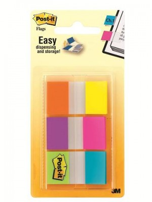 POST-IT FLAG 680 EG ALT 25mm ASSORTED (Prices exclude GST)