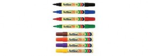 ARTLINE 70 MARKER BULLET NIB 1.5mm ASSORTED Box12