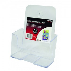 BROCHURE HOLDER A5 FREESTANDING #74901 (price excludes gst)