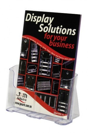 BROCHURE HOLDER A4 FREESTANDING #77001  (price excludes gst)