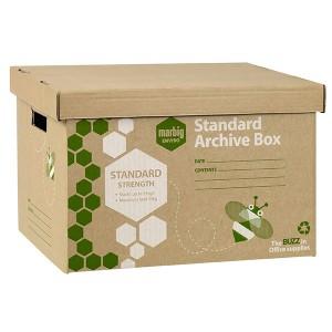 ARCHIVE BOX ENVIRO MARBIG #80020 (BOX 20)
