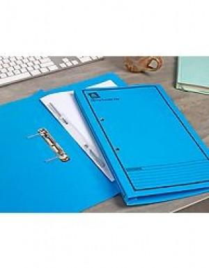 AVERY SPRING TRANSFER FILE FCAP BLUE/BLACK PRINT #86824 Box 25