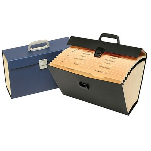 MARBIG CARRY CASE FILE BLACK #90020