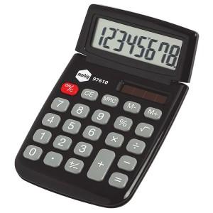 MARBIG POCKET CALCULATOR 8 DIGIT 97610