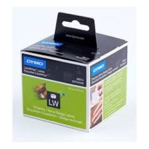 DYMO LABELWRITER SHIPPING LABEL 99014 54mm x 101mm BOX 220 (price excludes gst)