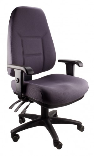 ENDEAVOUR 101F EXECUTIVE CHAIR CHARCOAL