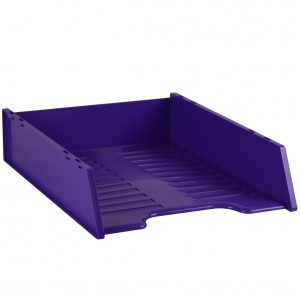 MULTIFIT DOCUMENT TRAY STACKABLE GRAPE #I-60FG   (price excludes gst)
