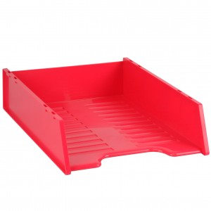 MULTIFIT DOCUMENT TRAY STACKABLE WATERMELON #I-60FW  (price excludes gst)