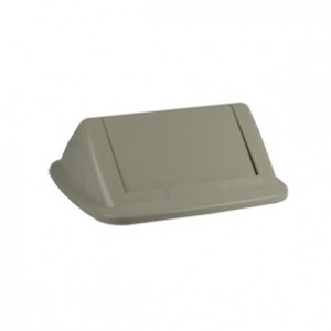 32L SWING TOP LID GREY I-190DGY (TO SUIT ITALPLAST 32L BIN)