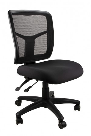 MESH KIMBERLY TYPIST CHAIR BLACK  (price excludes gst)