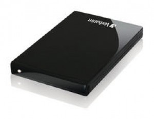 MOBILE HARD DRIVE 500GB 2.5 inch VERBATIM BLACK (price excludes gst)