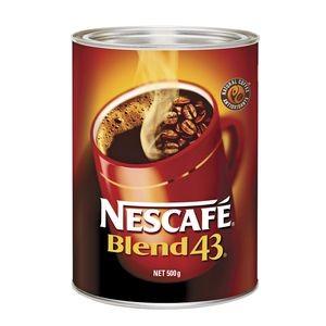 NESCAFE BLEND 43 INSTANT COFFEE 500g