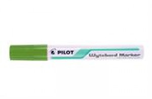 PILOT WHYTEBOARD MARKER WBM-TM BULLET NIB 4mm GREEN (price excludes gst)