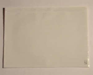 LABELOPES 328mm X 235mm A4 CLEAR Box 500