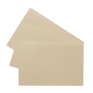 MANILLA FOLDERS A4 BUFF Pkt 25 (price excludes GST)
