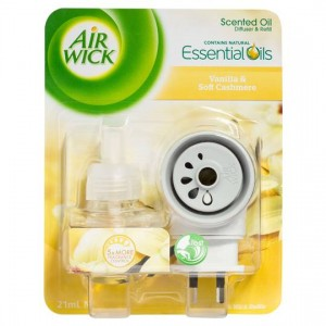 AIR WICK PLUG-IN AIR FRESHENER VANILLA (price excludes gst)