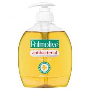 LIQUID HAND SOAP ON TAP PUMP PALMOLIVE ANTI-BACTERIAL 250ml (price excludes gst)