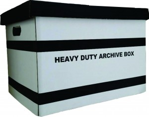 ARCHIVE BOX HEAVY DUTY AS BRAND (price excludes GST)
