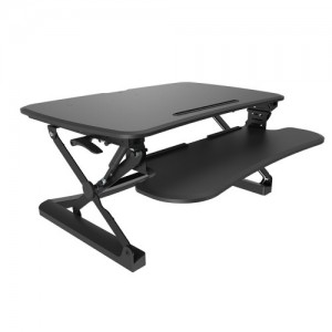 RAPID RISER SIT-STAND WORKSTATION SMALL 680mm