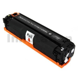 COMPATIBLE HP LASER TONER CB 540A (125A) BLACK (price excludes gst)
