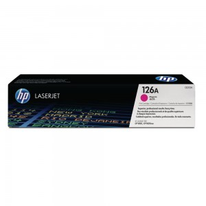 HP CE-313A (126A) MAGENTA TONER CARTRIDGE  (price excludes gst)
