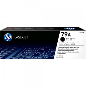 HP LASER TONER CARTRIDGE CF-279A BLACK