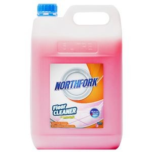 FLOOR CLEANER WITH AMMONIA 5L NORTHFORK  (price excludes gst)