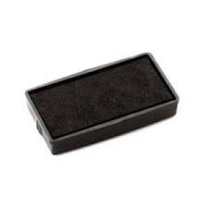 REPLACEMENT INK PAD FOR COLOP E/50 BLACK  (price excludes gst)