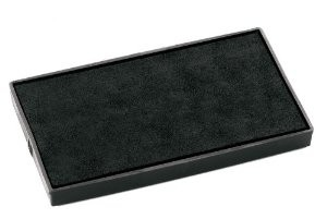 REPLACEMENT INK PAD FOR COLOP E/60 BLACK  (price excludes gst)