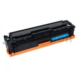 COMPATIBLE HP LASER TONER CE 411A CYAN (price excludes gst)
