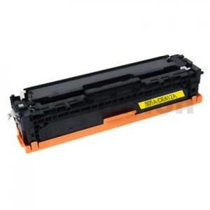 COMPATIBLE HP LASER TONER CE 412A YELLOW (price excludes gst)